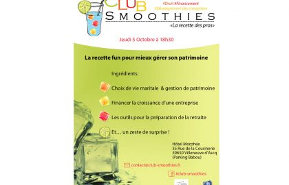 Afterwork 1 Club Smoothies