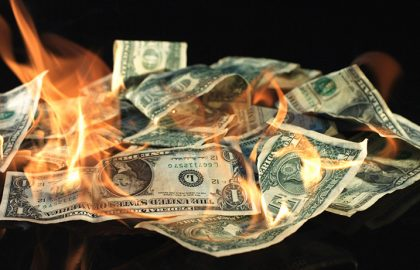 Slow Business VS Cash-Burning
