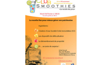Afterwork 2 Club Smoothies
