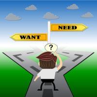 Choix entre répondre au besoin client et développer un produit parfait