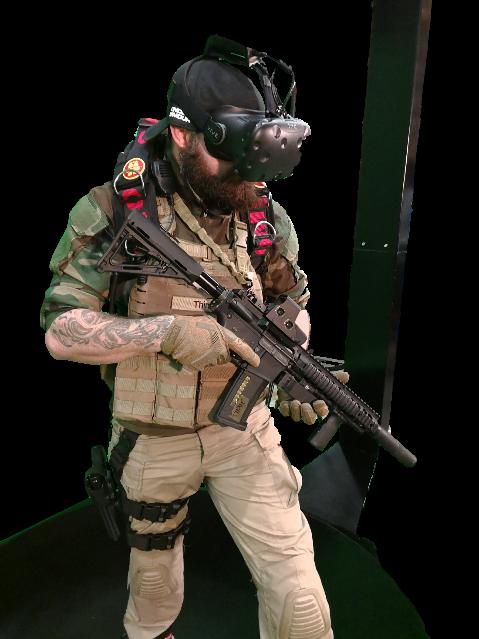 Battler Player - EnterVR