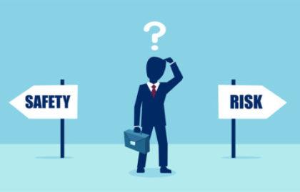 Risque Versus Sécurité investissement